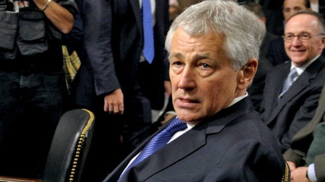 Chuck Hagel's Prepared Remarks for Defense Secretary Confirmation Hearing