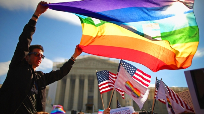 California Waits on Supreme Court's Same-Sex Marriage Decision