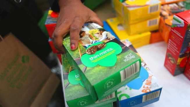 Man Arrested For Stealing 5,000 Boxes of Thin Mints