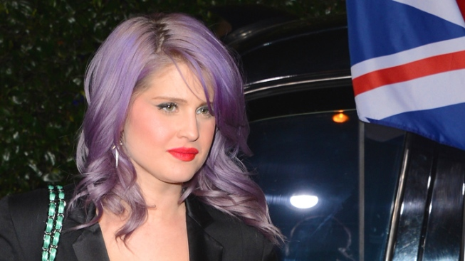 "Kelly Osbourne Hospitalized After Fainting During ""Fashion Police"" Taping"