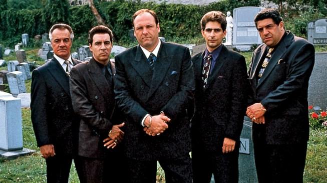 """Sopranos"" DVD Sales Surge on Amazon After James Gandolfini's Death"