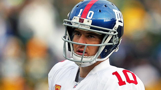 Eli Manning Makes 2008 a Distant Memory