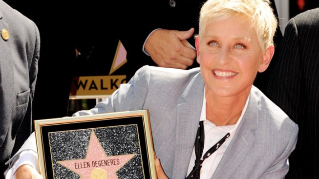 DeGeneres to Receive Mark Twain Prize for American Humor Monday Night