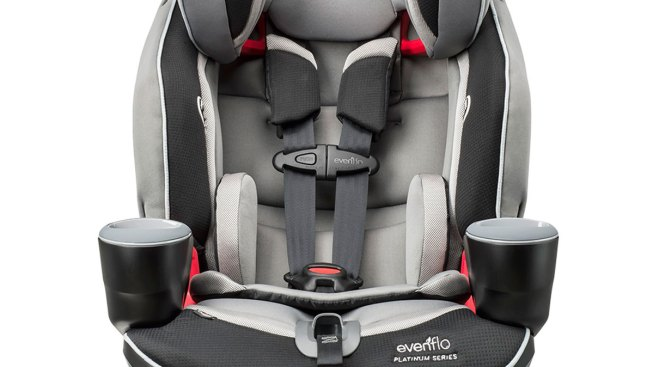 Evenflo Recalls Some Models of Evolve Booster Seats