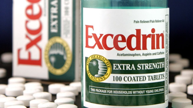 Novartis Issues Voluntary Recall for Excedrin, NoDoz, Bufferin and Gas-X