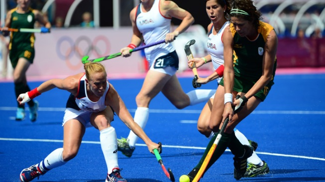 South Africa Beats USA 7-0 in Women's Field Hockey