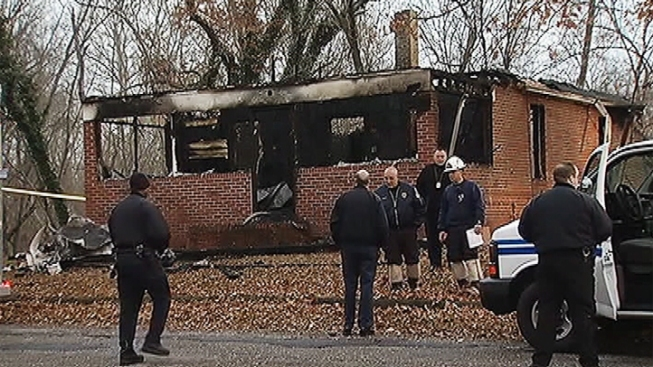 Body Found in Abandoned Home After Fire
