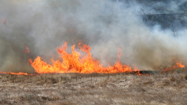 Spring Fire Season Under Way in Virginia