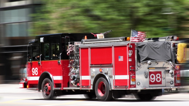 Fire Truck Stolen, Wrecked in Chesterfield County
