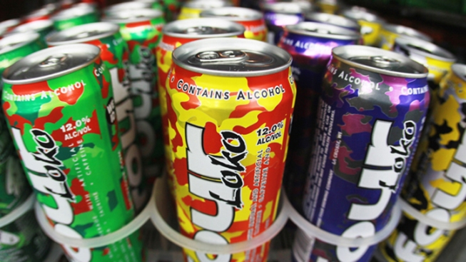 Family Files Wrongful Death Suit Against Four Loko