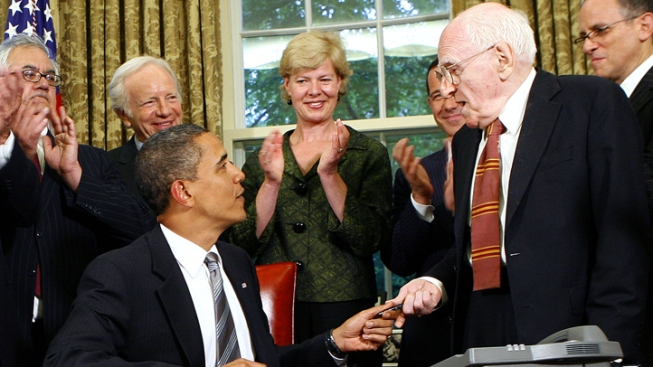Gay Rights Pioneer Frank Kameny Honored on Thursday