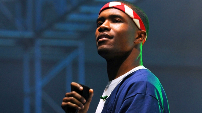 Frank Ocean Nabbed for Pot Possession During New Year's Eve Drive