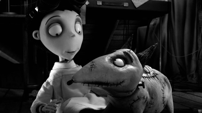 """Frankenweenie"" Director Tim Burton Teaches an Old Dog New Tricks"
