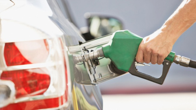 Gas Prices Fall for Area Drivers