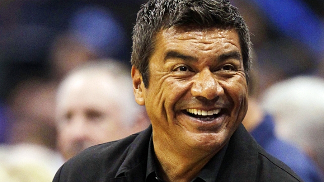 "George Lopez Jokes About Arrest for Being Drunk in Public, Says, ""Tied One on Last Night!"""