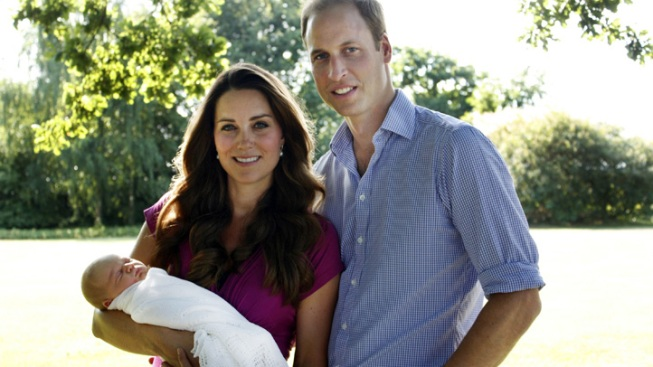 Will, Kate and George Moving to Kensington Palace This Week