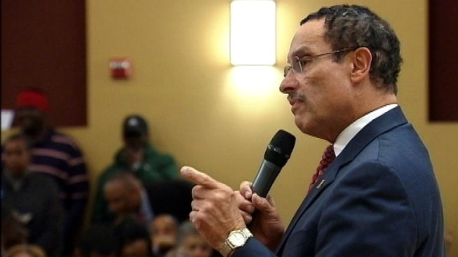 Mayor Gray Goes Hollywood
