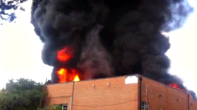 6-Alarm, $6 Million Virginia Warehouse Fire Was No Accident