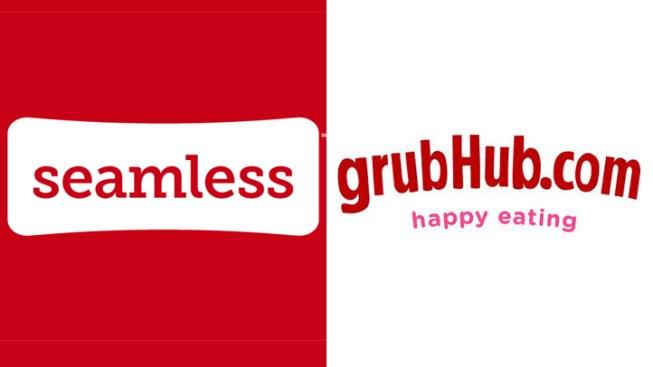 Seamless and GrubHub to Merge