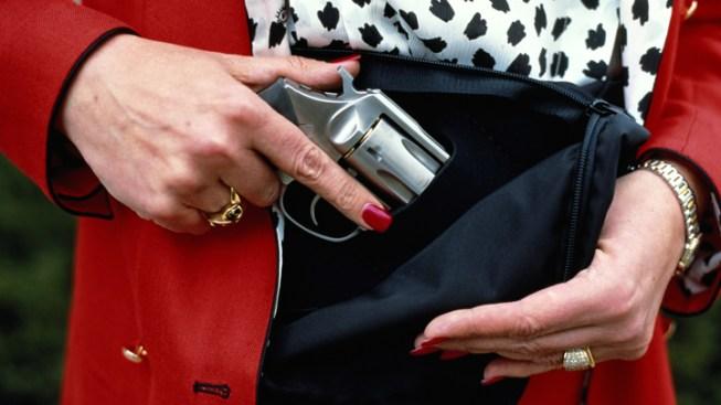Jammed Gun Keeps Wife, 80, From Killing Husband: Cops