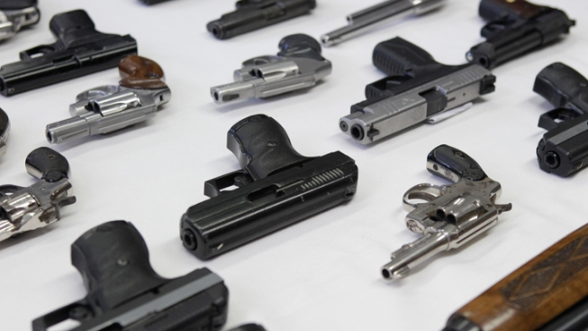 Maryland Group Studies Access to Guns by Mentally Ill People