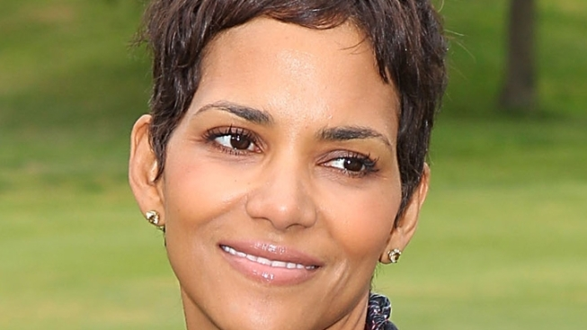 """Frightened"" Halle Berry Granted Restraining Order"
