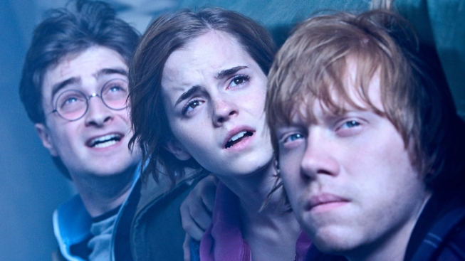 "Watch (Possibly) The Last ""Harry Potter"" Trailer Ever"