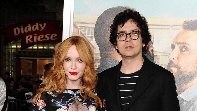 Christina Hendricks, Husband Geoffrey Arend Split After 10 Years