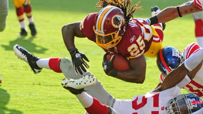 Five Observations: Redskins Finally Have Playmakers