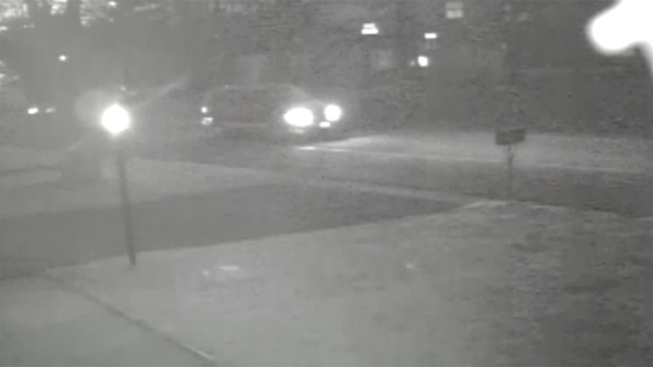 Loudoun Hit and Run Caught on Tape