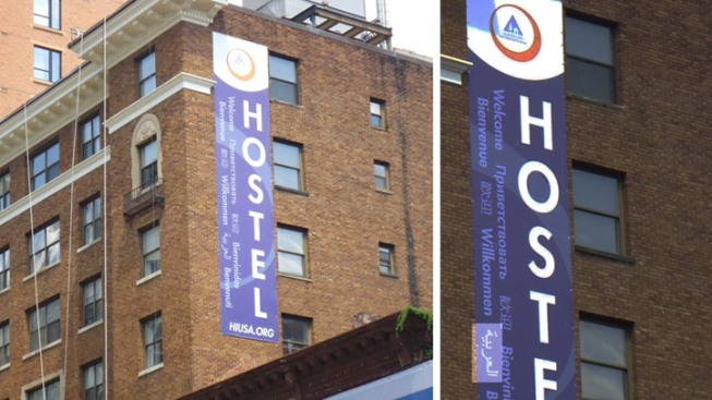 Lost in Translation: Hostel Wishes You a Warm 'Arabic'