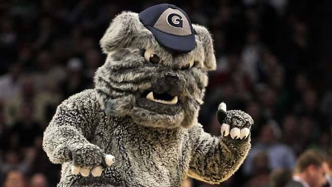 Georgetown Brawls in China