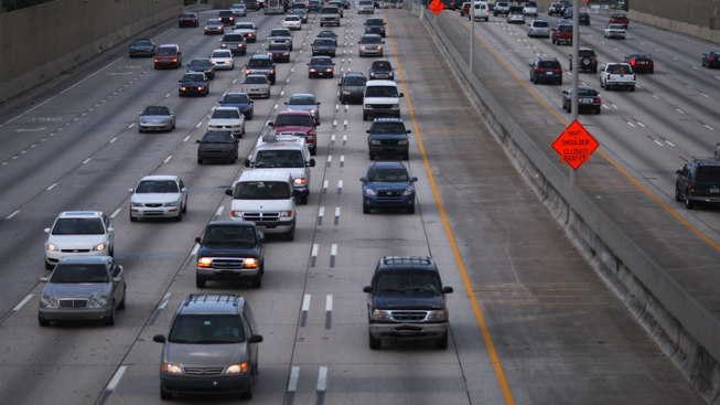 Crews to Repave Section of Interstate 95