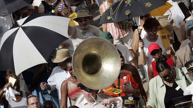 Bethany Beach Grieves Summer With Jazz Funeral