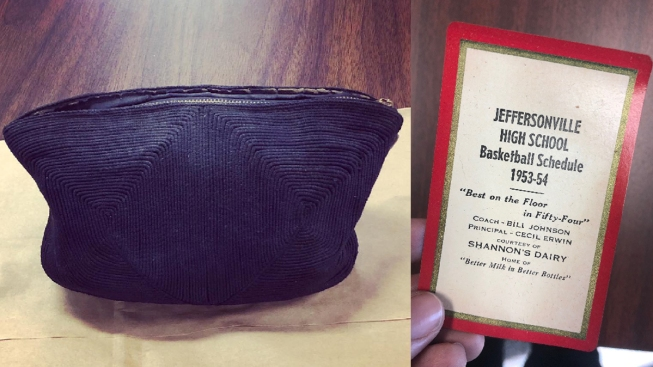 Purse Missing Since 1950s Found at Indiana Elementary School