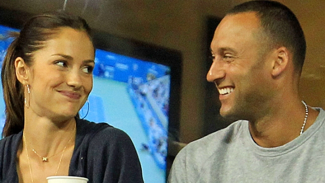 Derek Jeter and Minka Kelly Split