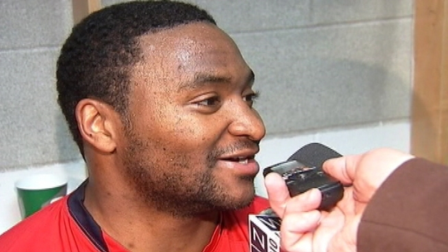 "Joel Ward: Race Issue ""Will Always Be There"""