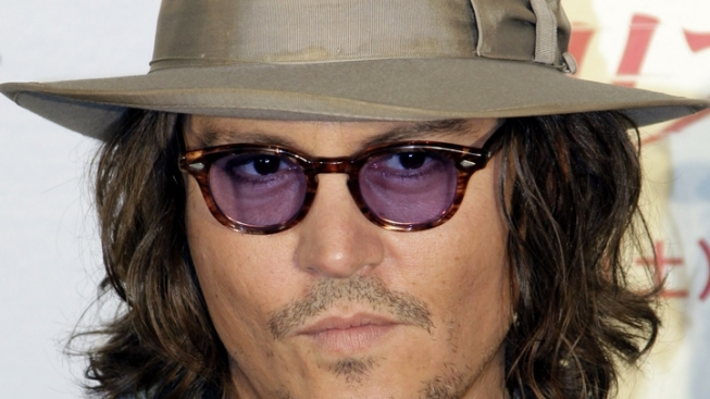 "Disney Pulls the Plug on Johnny Depp's ""Lone Ranger"""