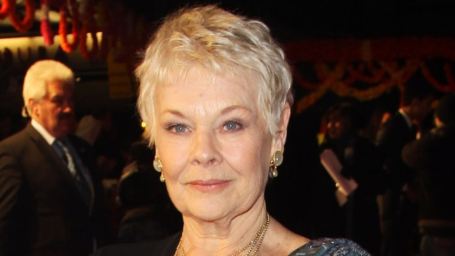 Dame Judi Dench Losing Her Vision
