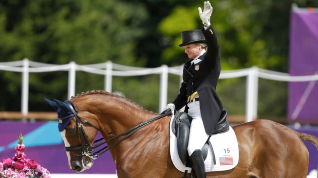 O'Connor Pleased With Dressage Event