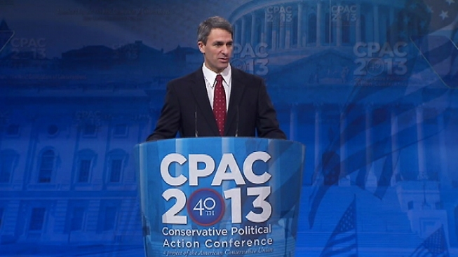 Cuccinelli Accepts Va. GOP's Gubernatorial Nomination