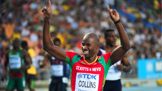 Sprinter Kicked Out of Olympics -- For Staying With His Wife?