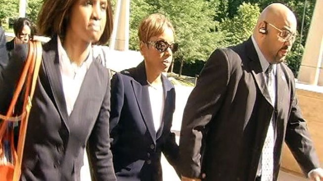 Prince George's Council Member Leslie Johnson Out of Prison