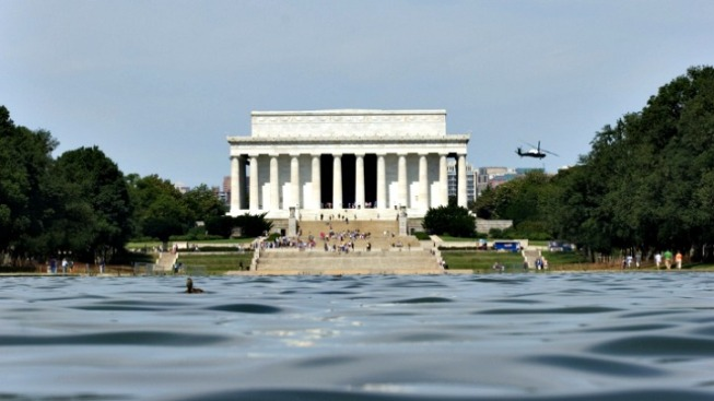 Lincoln Memorial Reflecting Pool Reopens