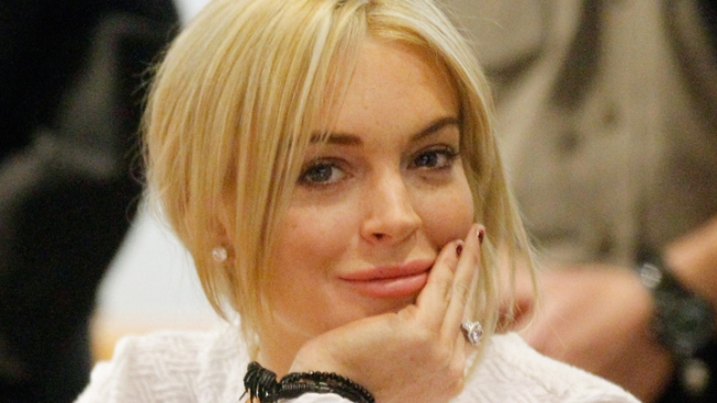 Lohan Settles Suit Over 2007 Highway Chase