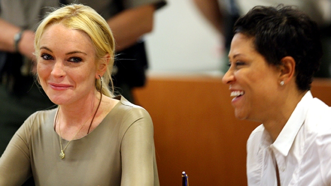 911 Call Reveals Lohan, Rehab Employee Fight