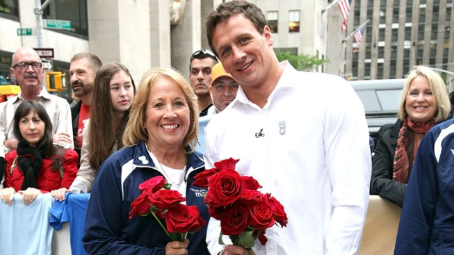 Lochte's Parents Face Foreclosure in Florida