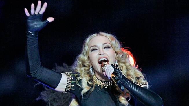 Madonna Announces World Tour