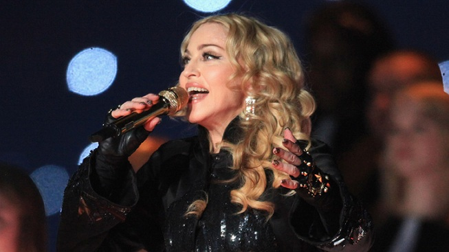 Madonna's Ready to Rock the Verizon Center