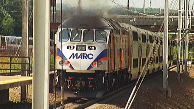 MARC Penn Line Service Resumes After Man Struck, Killed by Train